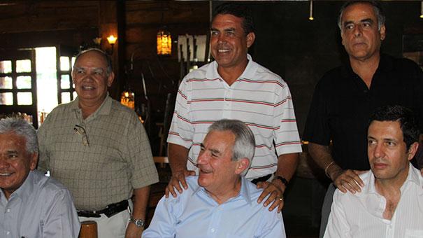 HERNÁN GARZA PRONTO HABLARÁ DEL CHALLENGER DE MONTERREY, MIENTRAS SE RECUERDA SU VISITA A IRAPUATO EN 2011