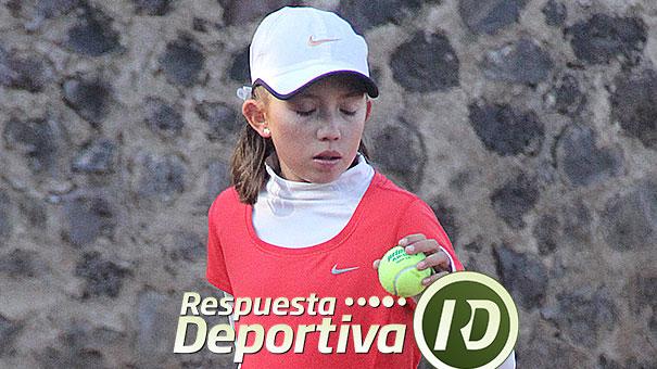 DRAW: MARÍA FERNANDA MARTÍNEZ LLEVÓ EL ORO A LA CIUDAD DE MÉXICO