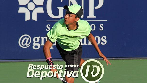MARIO DURÓN CON FURIA EN LA COPA CONTRY. YA ESTÁ EN CUARTOS