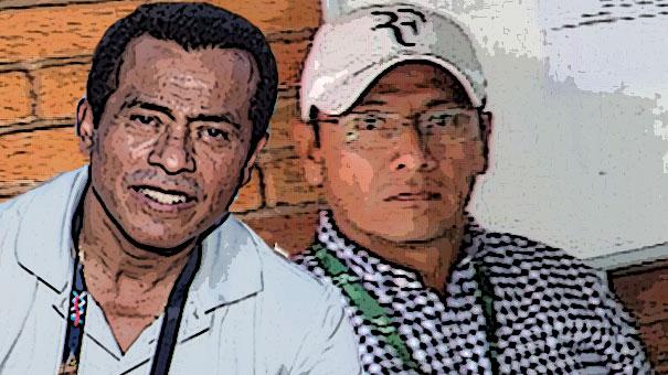 AVERTANO CRUZ Y HUGO CASTILLO, OPERADORES DE CLASE MUNDIAL