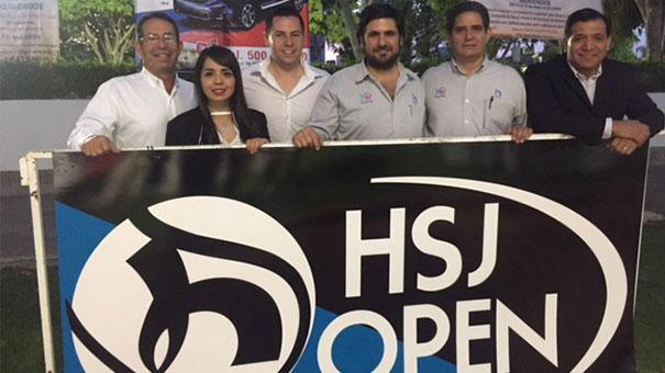 Arranca el HSJ Open.