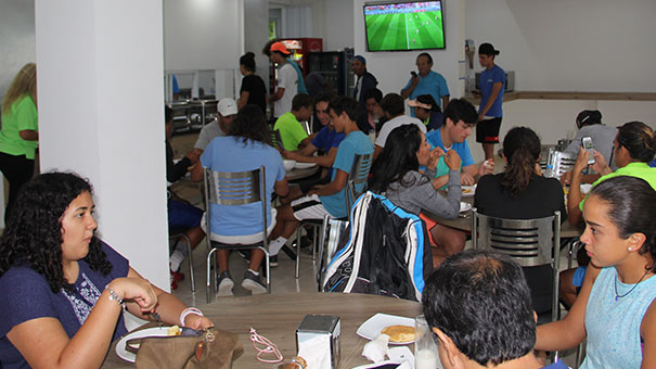 GALERIA COPA JITIC CANCUN TENNIS ACADEMY
