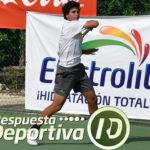 COPA TAMICO RESULTADOS: SANTIAGO RUIZ VENCIÓ A MARIO DURON