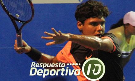 ALEJANDRO HERNÁNDEZ OCTAVO-FINALISTA EN EL FUTURE XVIII DE LA USTA