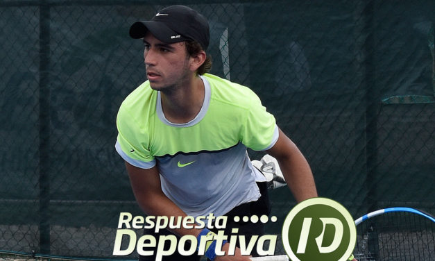 COPA JITIC DRAWS: ALVARO GONZÁLEZ EN LA FINAL DE DOBLES