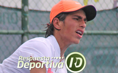 COPA JITIC: RAFAEL DE ALBA AGARRA MATCH PLAY EN CANCUN