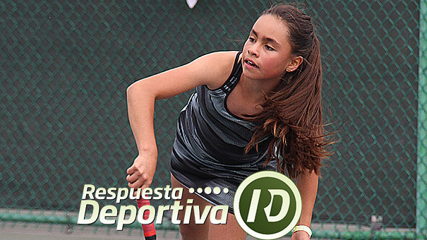 DRAWS COPA FMT-CABO: EMILY VELASCO SOLIDA
