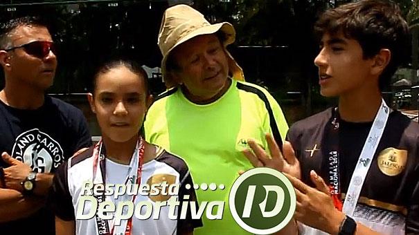 KAREN VERDUZCO Y ESTEBAN ESTRADA JUGARÁN EN CANCUN TENNIS ACADEMY LA COPA JITIC