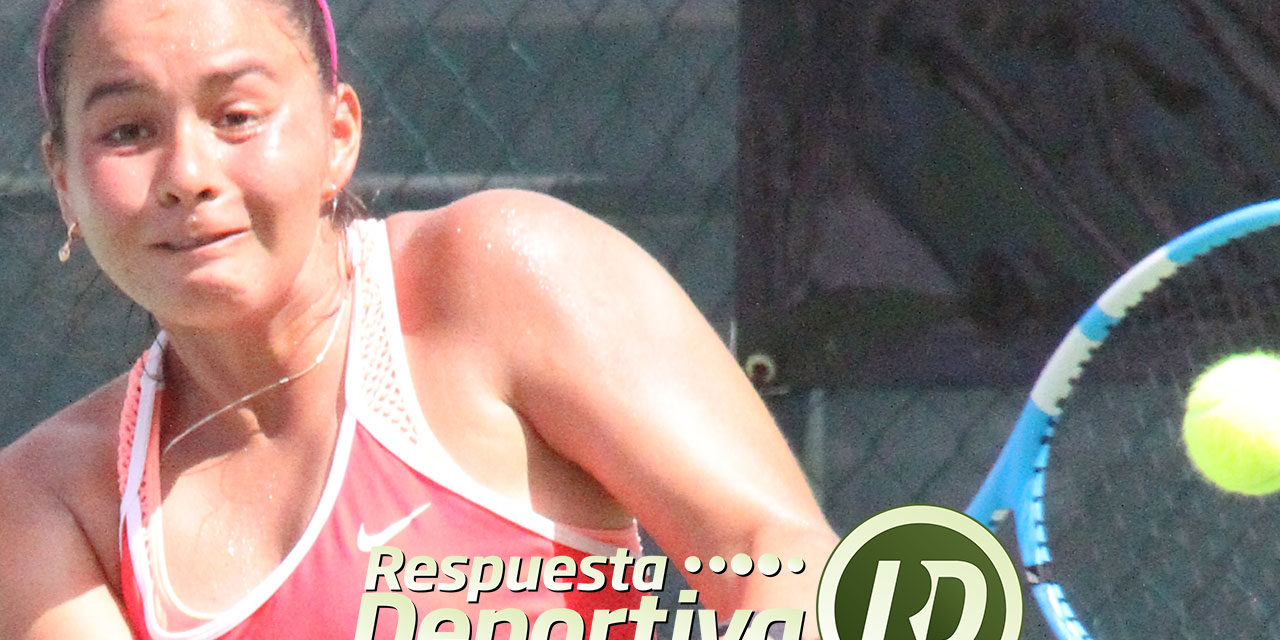 COPA JITIC: RUT GALINDO EVITÓ QUE MEXICANA DISPUTARA LA GRAN FINAL