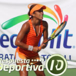 CANCUN TENNIS ACADEMY: EQUIPO DE CUBA ENTRENA FUERTE