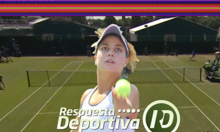 RENATA ZARAZÚA PRIMERA MEXICANA EN LA WTA CON RANKING