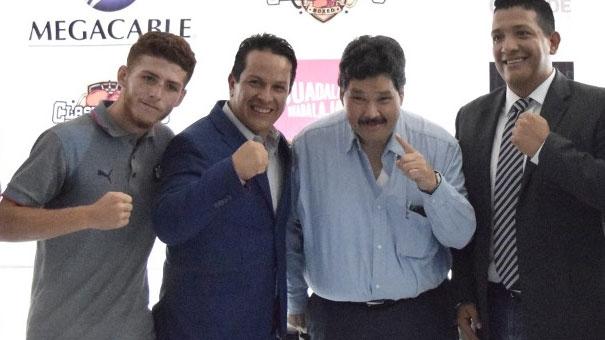 """""""Canelito"""" y """"Choice"""" prometen buen espectáculo en el Río de Janeiro."""