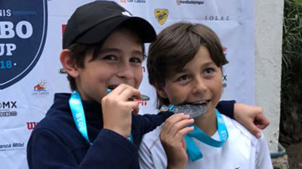 PATRICIO GONZÁLEZ Y LUCA J. HERNÁNDEZ LOS MONARCAS DE LA COPA FMT-CABO CUP