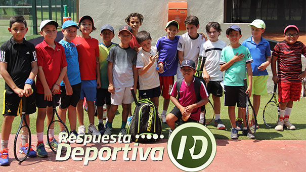 DRAWS NACIONAL 250 EN EL CLUB SANTA ÁNITA