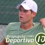 ALFREDO CASSO CUARTOFINALISTA EN DOMINICANA