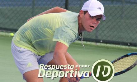 ALFREDO CASSO AVANZO A TERCERA RONDA EN REPÚBLICA DOMINICANA