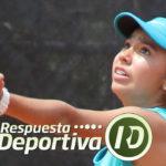 ORANGE BOWL 14 AÑOS: ANA PAULA CHÁVEZ, AIMEE REYNOSO Y CLAUDIA MARTÍNEZ AIROSAS