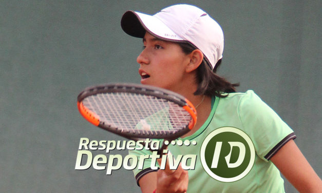 DOCENA DE MEXICANAS EN ACCIÓN EN EL ITF DEL CLUB IRLANDÉS