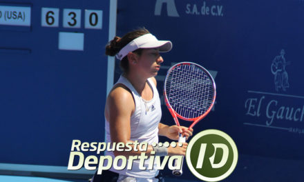 ITF FEMENIL: ANDREA VILLARREAL EN HOLANDA POR PUNTOS