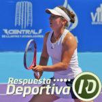 ANDREA VILLARREAL SE FUE EN OCTAVOS DE FINAL EN ITF FRANCÉS