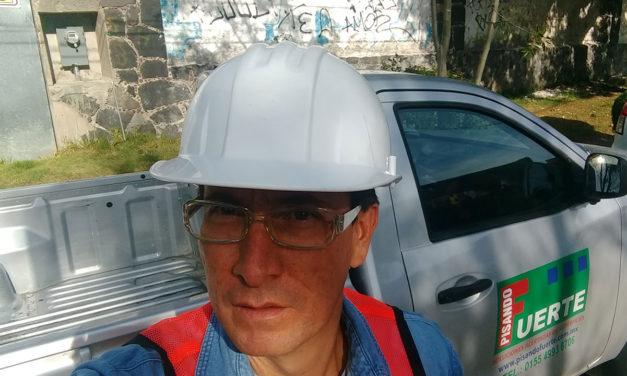 IGNACIO BARRERA CON OBRA EN EL CDI