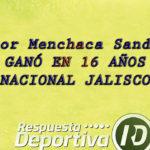 ACIONAL JALISCO: RESULTADOS 14 AÑOS AMBAS RAMAS