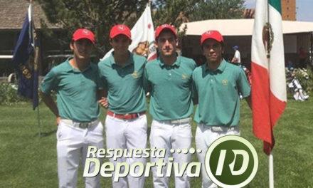 EL GOLFISTA MEXICANO MAURICIO FIGUEROA BRILLA EN EL JUNIORS AMERICAN CUP