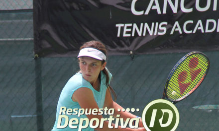 COTECC: GUATEMALTECA MARÍA GABRIELA RIVERA CORADO CAYÓ EN WIMBLEDON
