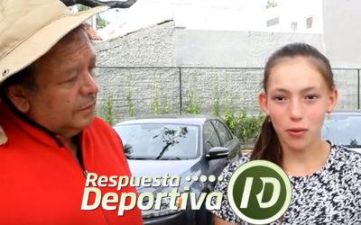 NATALIA CASTAÑEDA RELATA COMO GANÓ BATALLA DE TRES HORAS