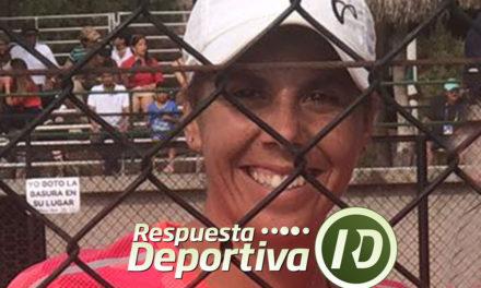 GIULIANA OLMOS ES SEMIFINALISTA EN COLOMBIA DENTRO DE JUEGOS CENTROAMERICANOS