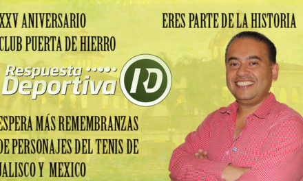 XXV ANIVERSARIO CLUB PUERTA DE HIERRO: ORESTI SANTOS