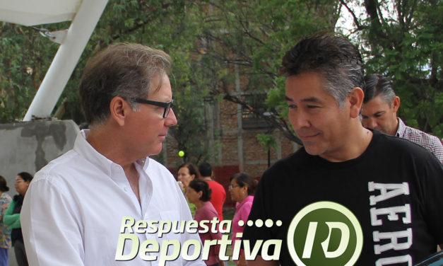 GUSTAVO SANTOSCOY PUSO EN MARCHA PROGRAMA DE PICKLEBALL CON APOYO DE MARCO CASIO