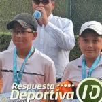 DRAW 12 VARONIL NACIONAL QUERÉTARO: MÁXIMO LLAMAS FINALISTA EN SINGLES Y CAMPEÓN EN DOBLES