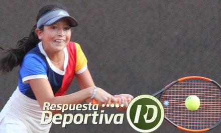MARIANA REDING SORPRENDE LLEGANDO A UNA FINAL DE 14 AÑOS