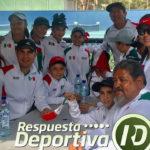 INFANTES MEXICANOS YA SINTIERON EL PESO DEL HIMNO NACIONAL