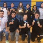 Regresan primeros medallistas a Jalisco dando la cara por México.