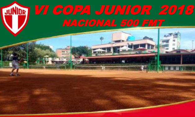 VI COPA JUNIOR FMT 500