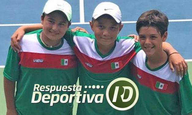 RESULTADOS DE MEXICO EN ITF COTECC 12 AÑOS