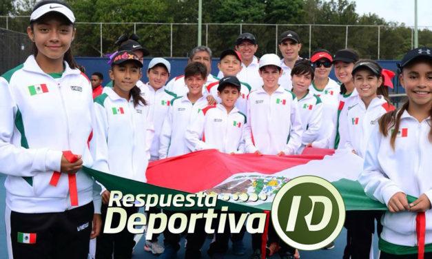 LOS INFANTES MEXICANOS CAMPEONES EN GUATEMALA EN AMBAS RAMAS