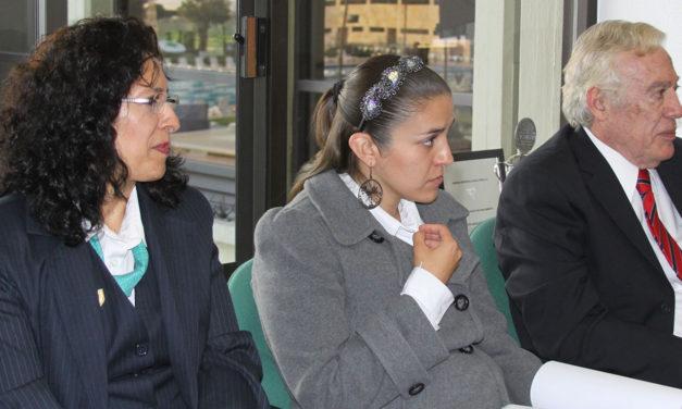 LOS EMPLEADOS DEL CDCH QUE HICIERON GRANDE EL ABIERTO JUVENIL MEXICANO: ESTHER PEGUEROS
