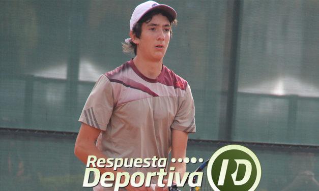 SERGIO VERA ASEGURÓ LUGAR EN E MAIN DRAW DE LA COPA TAMPICO