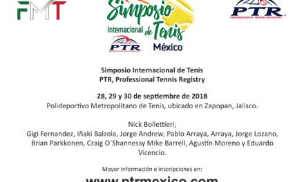 ATRACTIVO PROGRAMA SIMPOSIO PTR-FMT CON 22 SESIONES DE PRIMER NIVEL