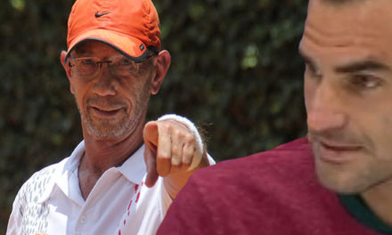 DRAWS COPA MUNDET: TRIGO LAMENTÓ DERROTA DE ROGER