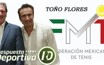 DA FRUTOS EL PROGRAMA DE TOÑO FLORES A TRAVÉS DE MARCELA ZACARÍAS