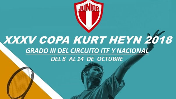 CONVOCATORIA COPA KURT HEIN ITF