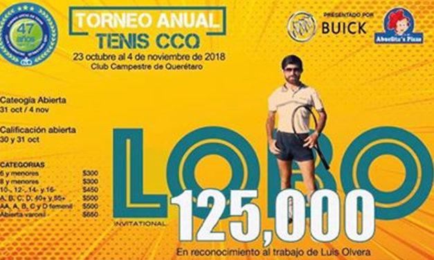 MERECIDO TORNEO PROFESIONAL EN HONOR AL LOBO EN EL CAMPESTRE DE QUERÉTARO