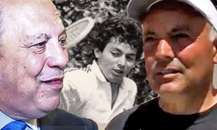 JORGE LOZANO, CUARTA RAQUETA MUNDIAL DOBLES 1988 COINCIDE CON JORGE NICOLÍN DIRECTOR DEL CDCH DE LA IMPORTANCIA DE LA CAPACITACIÓN… SIMPOSIO GRAN OPORTUNIDAD PARA ENTRENADORES MEXICANOS