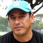 SIMPOSIO DE TENIS: EL TAMAULIPECO ESTUARDO PANAMEÑO ANTES DE SU LLEGADA A ZAPOPAN QUE LOS VISORES SON NECESARIOS