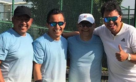 Triunfos de Habaneros y Energisol Australia en el Torneo Interempresarial de Tenis
