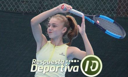 RESULTADOS G-1000 GUANAJUATO; NATALIA FANTINI VS. MARIANA REDING EN FINAL DE 14 AÑOS